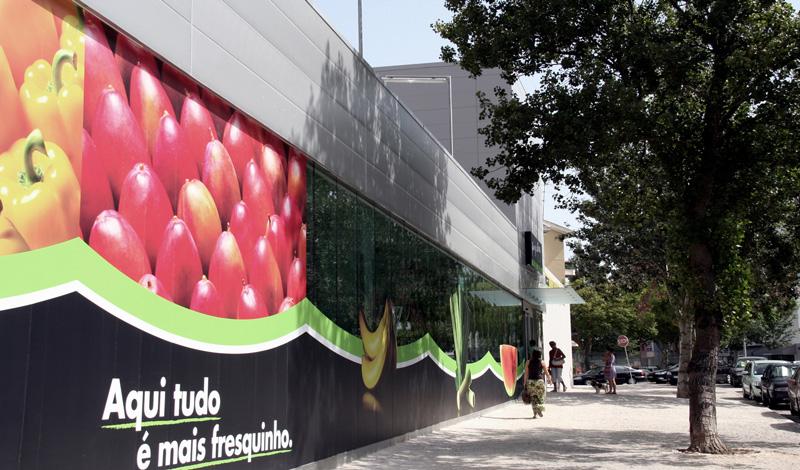 LOJA PINGO DOCE DE SÃO JOAO DO ESTORIL, CASCAIS | ARCHWAY